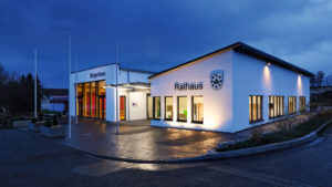 Rathaus Nüsttal
